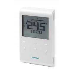 Termostato Programable SIEMENS RDE 100 para calefacción
