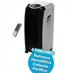 Calefactor y evaporativo portatil Muev-2000