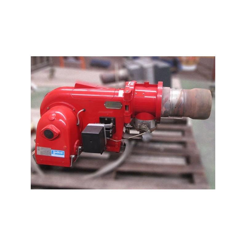 Quemador de gas natural Weishaupt Monarch G5/1D-ZD