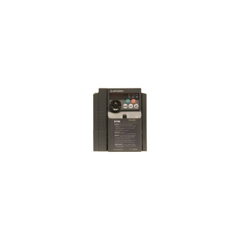 Variador de frecuencia trifásico D720-012SC