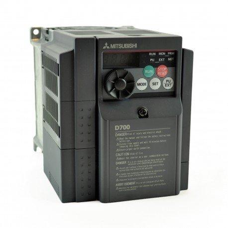 Variador de frecuencia trifásico D740-042SC
