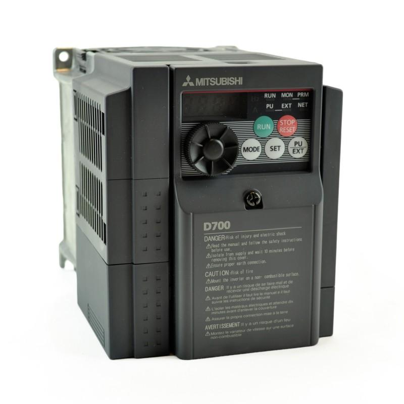 Variador de frecuencia trifásico D720-070SC