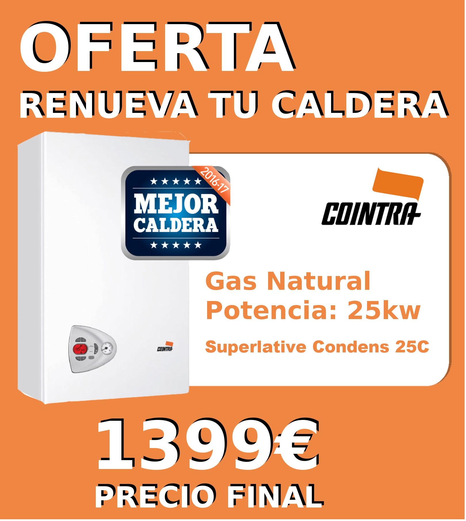 Que caldera de gas natural comprar trendy cool top - Calderas gas natural precios ...