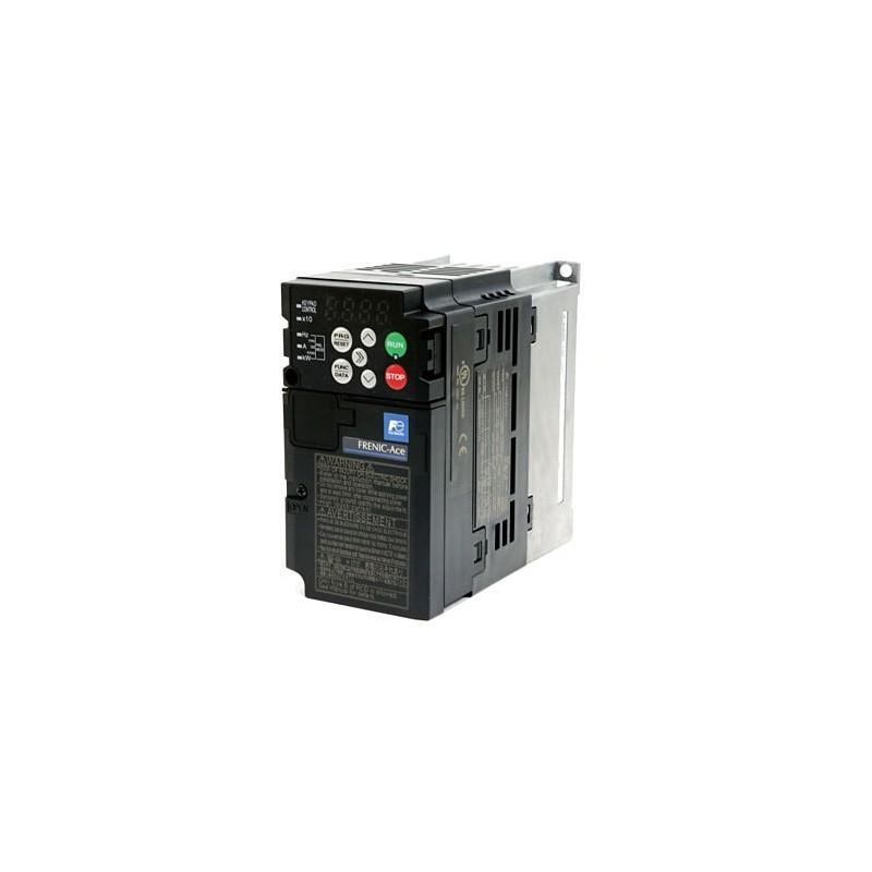Variado de frecuencia monofásico Fuji Frenic ACE 0,4kW