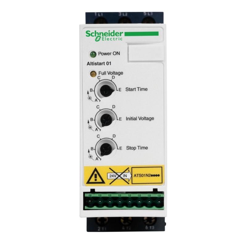 Arrancador suave Schneider Altistart 01 1,1kW