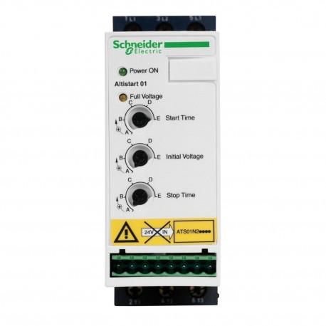 Arrancador suave Schneider Altistart 01 2,2kW