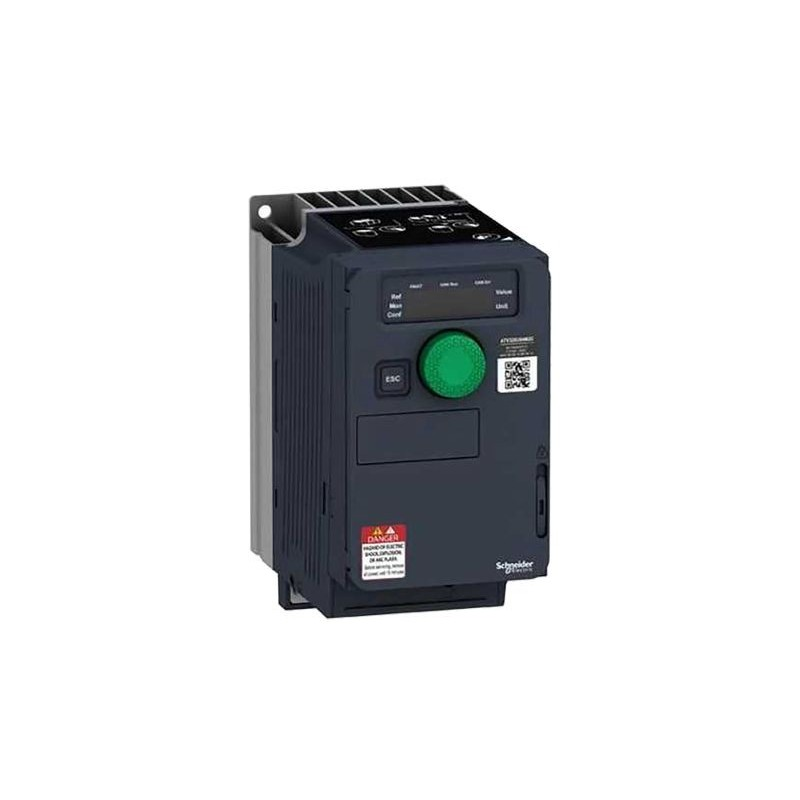 Variador de frecuencia monofásico ATV320C 0,55kw Compacto