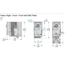 Aire acondicionado Inverter MUPR-09-H9A
