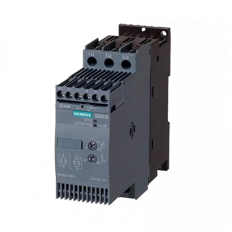 3RW3013-1BB14 | Arrancador suave Siemens Sirius 1,5kW