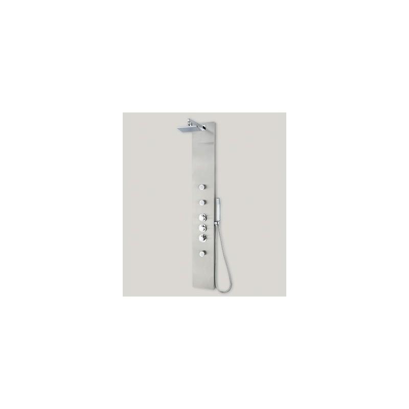 Columna hidromasaje termostática Stillo Murano