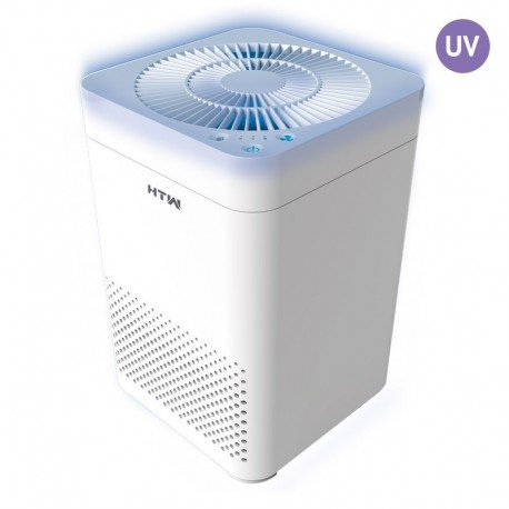 Purificador de aire HTW Dustcube UVC