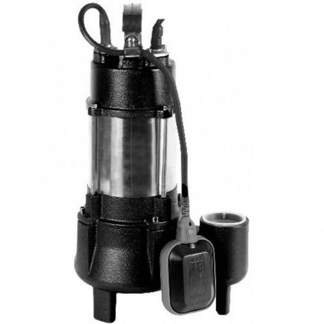 Bomba de achique de aguas sucias 7.400l/h DRAFEX 14-8 MA