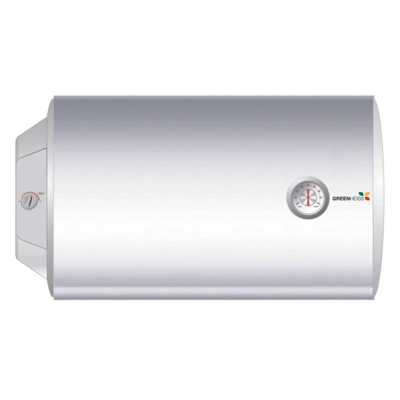 Termo eléctrico horizontal Greenheiss FIVE ERP 80L