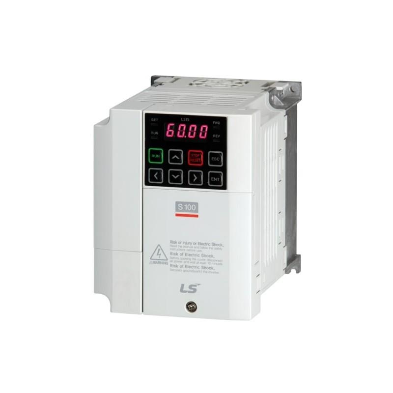 Variador monofásico bombeo solar S100 0,75kW