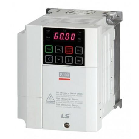 Variador trifásico bombeo solar S100 1,5kW