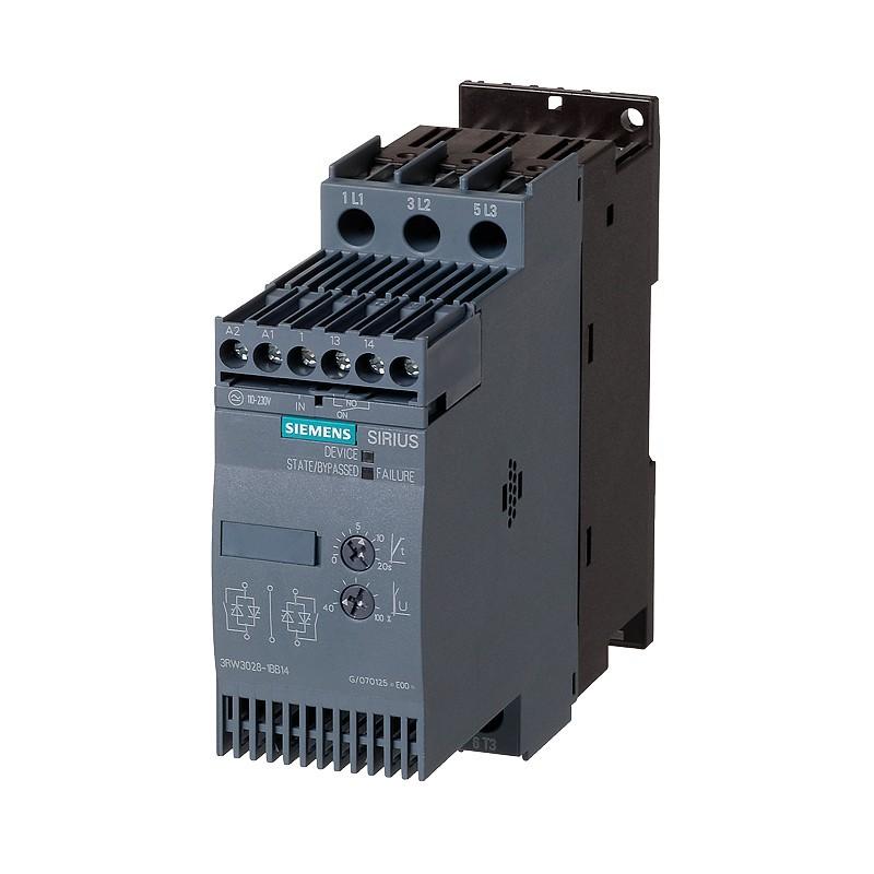 Arrancador suave Siemens Sirius 7,5kW | 3RW3018-1BB14