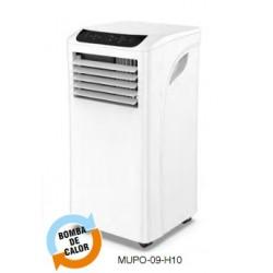 Aire acondicionado portatil Mundoclima MUPO-09-H10