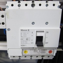 Interruptor automático Moeller NZM1
