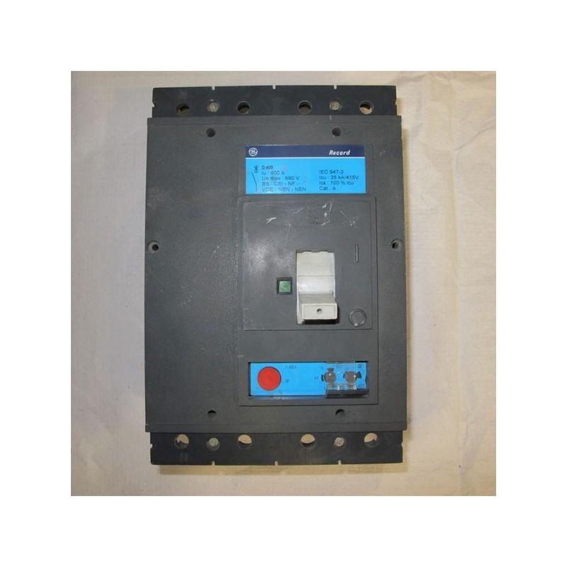 Interruptor automático GE D400