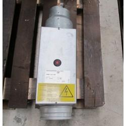 Batería de calefacción S&P MBE-125/12B