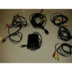 Juego de cables de conexión