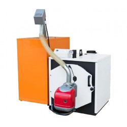 Caldera de pellet IDROGAS C40A 25KW