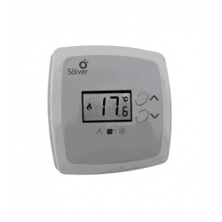 Termostato digital Solver para calefacción