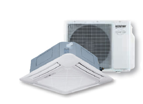 Tipos de Aire Acondicionado - Tecnología inverter