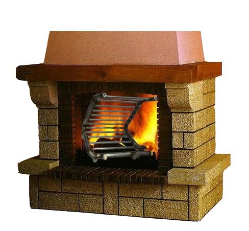 Paila iguren - Calefaccion con chimenea de lena ...
