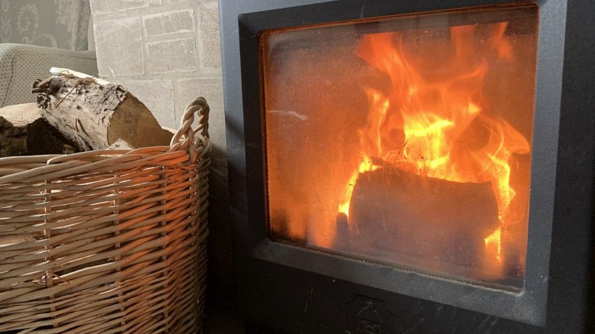 Paila para aprovechar el fuego bajo para la calefacción