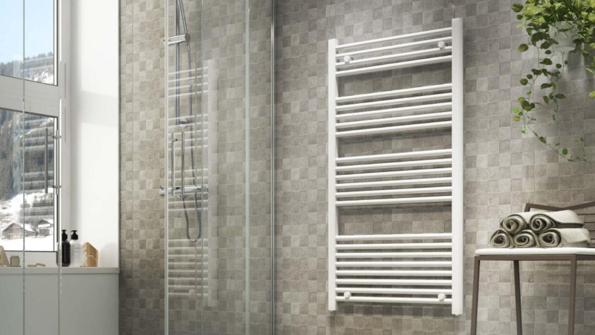 Radiadores toalleros, de agua o eléctricos