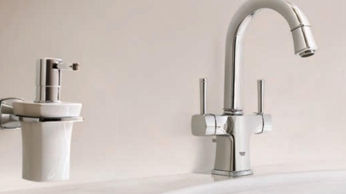 Cómo escoger el grifo adecuado para el baño