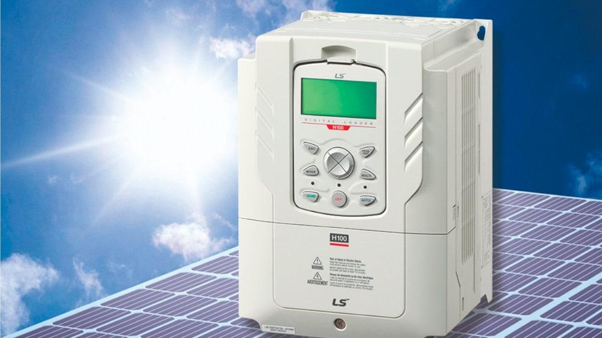 Variadores de frecuencia con placas solares en aplicaciones de bombeo