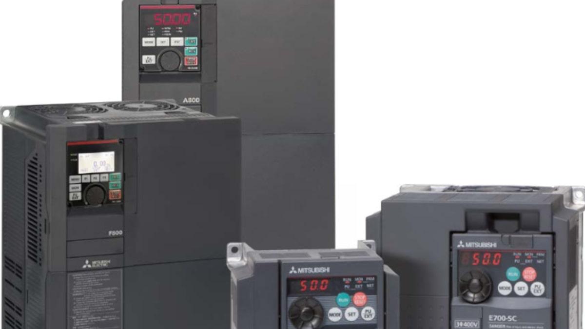 Variadores de frecuencia Mitsubishi Serie FR D700 SC