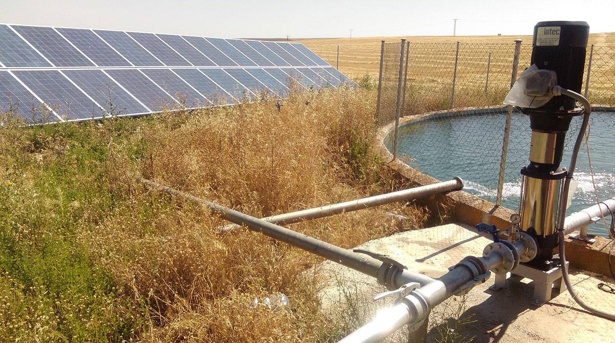 Variadores de frecuencia para instalaciones solares