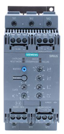 Arrancador suave Siemens Sirius 3RW40