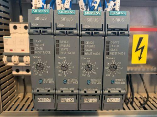 Arrancadores Suaves Siemens Sirius