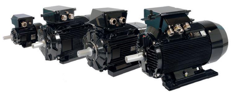 Nuevos motores síncronos super premium Dyneo+ de Nidec Leroy-Somers