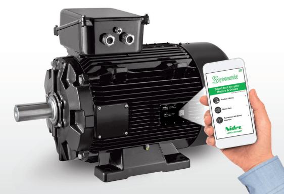Nueva gama Dyneo+ de motores trifásicos IE5 de Nidec Leroy-Somers