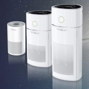 purificadores de aire para clínicas, residencias, hospitales