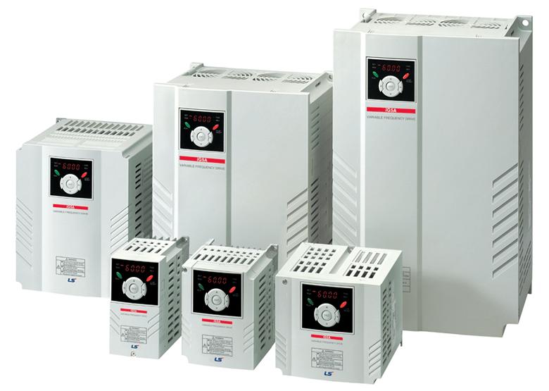 Variadores de frecuencia para instalaciones de bombeo solar iG5A LS Electric