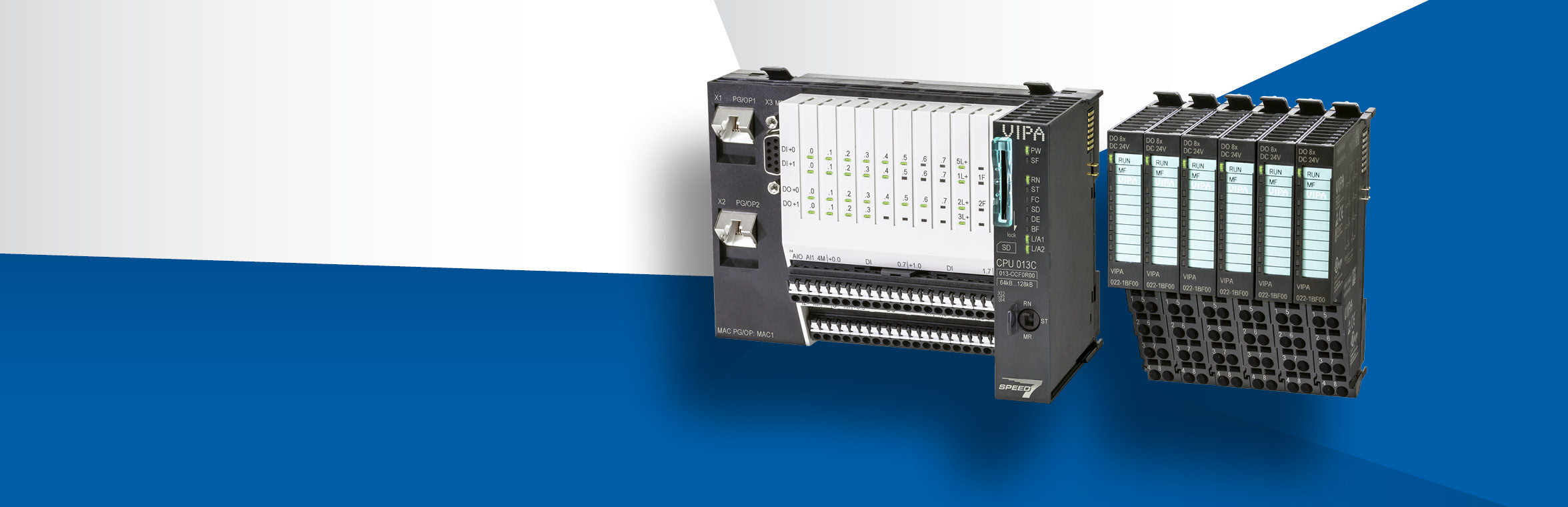 Autómatas programables VIPA SLIO