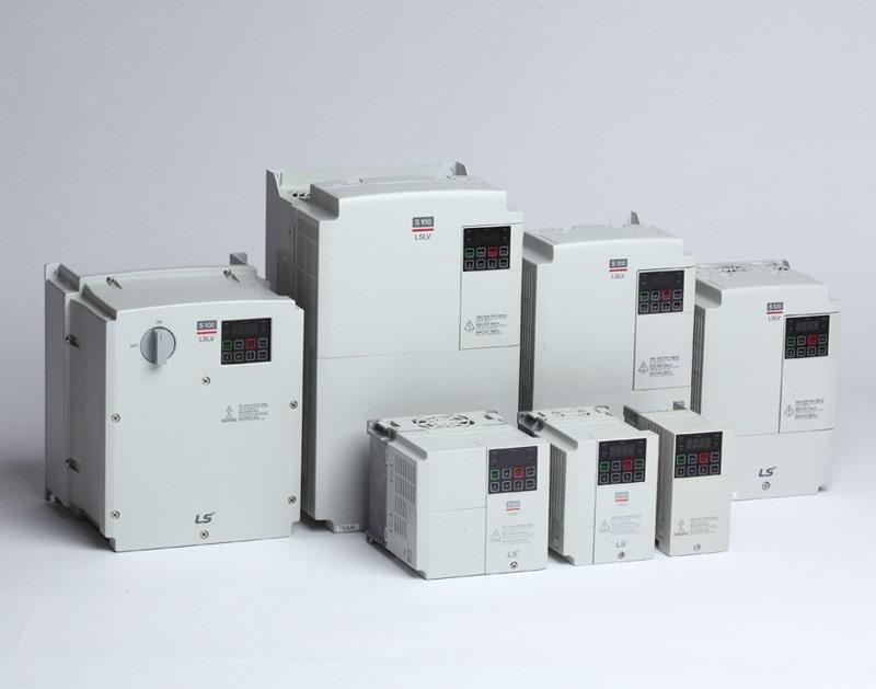 Variadores de frecuencia para bombeo solar S100 LSIS