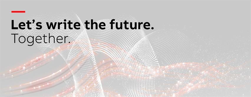 Escribamos el futuro juntos ABB