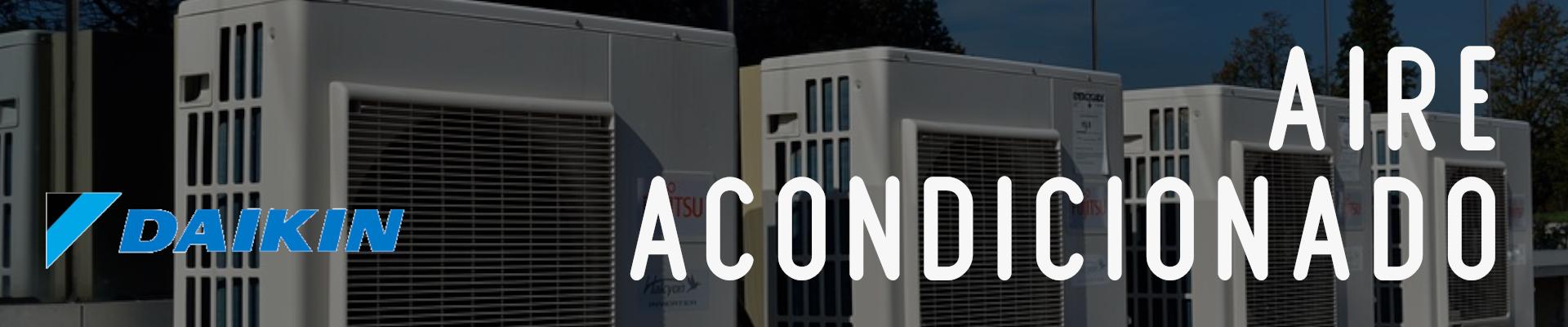 Calefacción y Aire acondicionado DAIKIN