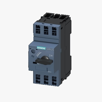 Distribución potencia Sirius Siemens