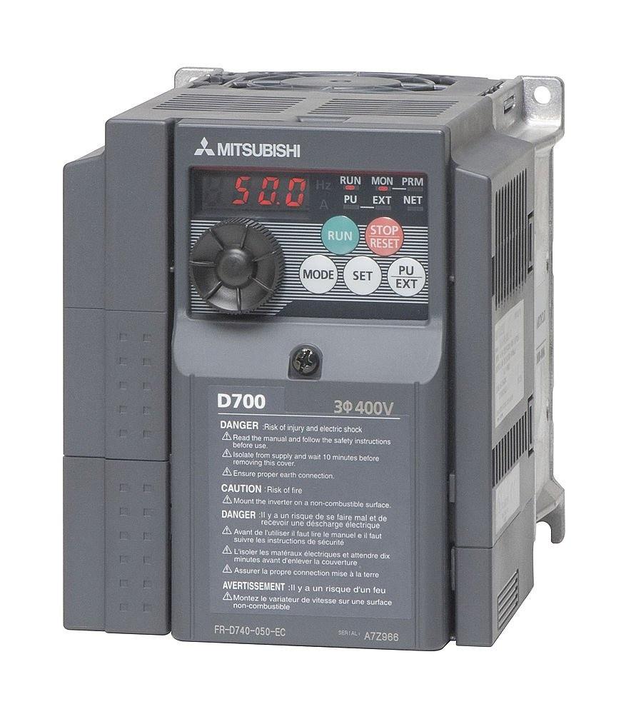 FR-D740-120SC-EC | Variador de frecuencia trifásico Mitsubishi 5,5kw